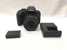 Canon EOS Rebel T7i - 24.2 Digital SLR Camera w/18-55mm Lens 0915648