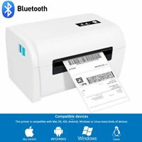 Thermal Barcode Label Printer Holder For Amazon Ebay Shopify Wired 203dpi Tools