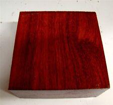 Klotz Padouk afrikanisch 15x15x5cm Drechselholz, Schnitzholz T32