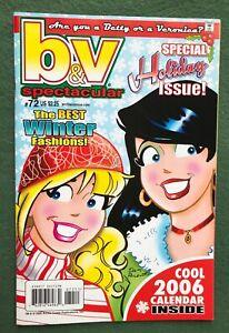 B&V Spectacular  #72 Archie Comics Modern Age Dan Parent Jughead vf/nm