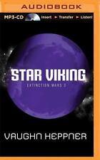 Extinction Wars: Star Viking 3 by Vaughn Heppner (2015, MP3 CD, Unabridged)