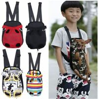 Dog Carrier Front Pack Chest Backpack Bag For Small Dogs Tote Sling Holder Puppy