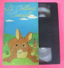 VHS film LA COLLINA DEI CONIGLI Richard Adams SKORPION A B CINEMA 1(F107) no dvd