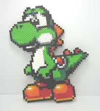Yoshi Perler Bead Art Character Pixel Art