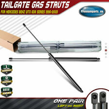 Set of 2 Tailgate Gas Struts Holder for Mercedes Benz W638 Vito 96-03 with Wiper