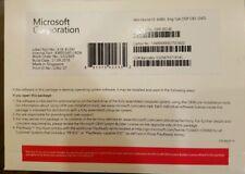 Microsoft Win Home 10 64BIT English 1PK DSP OEI DVD New Sealed