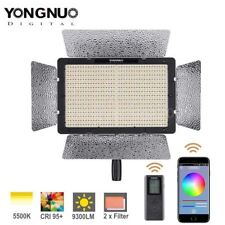 YONGNUO YN1200 Pro Studio Video LED Light Panel 5500K For DSLR Camera Camcorder