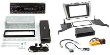 Mazda 6 GH 08-12 1-DIN Autoradio Bluetooth iPhone Android Radioblende schwarz-si