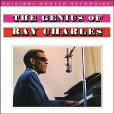RAY CHARLES - THE GENIUS OF RAY CHARLES [MOBILE FIDELITY] NEW CD