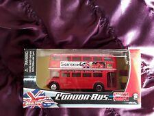 Real Toy Routemaster London 23 Trafalgar Square Boxed