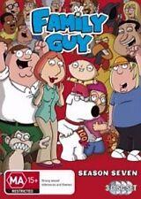 FAMILY GUY SEASON SEVEN / 7 - BRAND NEW & SEALED R4 DVD (3-DISC) 2008