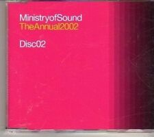 (CR734) Ministry Of Sound: The Annual 2002  - Disc 02 CD