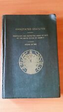 BPOE ORDER OF ELKS, Annotated Statutes 1955, w/1956 & 1957 Amendments Fraternal