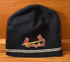 Springfield Cardinals Hat Stocking Cap Bud Light Adult Soft & Warm