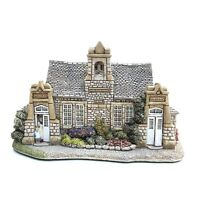 Lilliput Lane - Village School - Boxed With Deeds