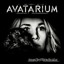 The Girl with the Raven Mask by Avatarium (Metal) (Vinyl, Oct-2015, 2 Discs, Nuc