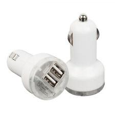 2 Puerto Dual USB Coche Cargador Adaptador Bala 2.1A/1A Universal para iPhone 6/6 Plus