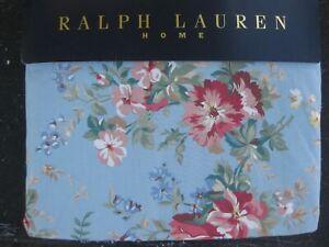 Ralph Lauren  Cottage Shabby YVETTE  Floral  King  Fitted Sheet Shelter Island