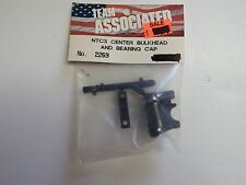 TEAM ASSOCIATED - NTC3 CENTER BULKHEAD AND BEARING CAP - Model # 2269