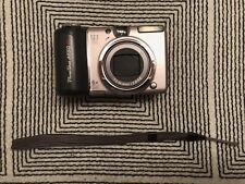 Canon Powershot A650 IS 12.1MP Digital Camera - Silver