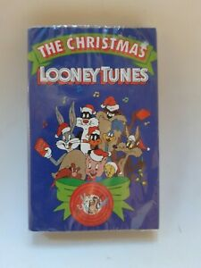 The Christmas - Looney Tunes - Classic Collection - Cassette Tape - 1991 - New