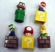 Super Mario Bros - Set of 5 - Block Figures