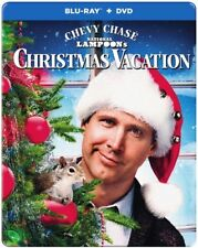 Christmas Vacation [New Blu-ray] Steelbook, 2 Pack, Digitally Mastered In Hd