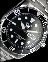 Seiko Men Automatic Oyster Diver's Watch 100m Snzf17 Snzf17k1  WARRANTY&GIFT BOX