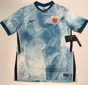 Norway Jersey 2020 Away White Nike M-XL New with Tags