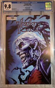 Venom #29 - 2020 - Giangiordano Variant Cover- CGC 9.8