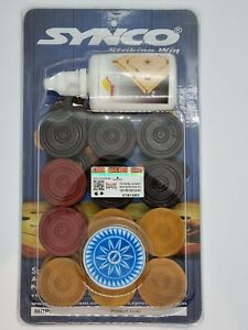 """Carrom Coins and Striker Set with 2 Queens """"Free Delivery"""" AUS STOCK"""