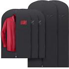 bolsas para guardar ropa vestidos abrigos 2 tamaños 5pcs organizardor de ropa