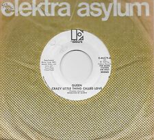 QUEEN  Crazy Little Thing Called Love  rare promo 45 from 1979