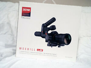 Zhiyun WEEBILL LAB Handheld Stabilizer / Gimbal f. Mirrorless Cameras - OPEN BOX