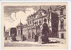 WIEN Ak Künstlerkarte, Oberes Belvedere,   Postkarte Sonderdruck