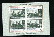TURKEY SCOTT#2300  SOUVENIR SHEET  MINT NEVER HINGED--SCOTT $4.50