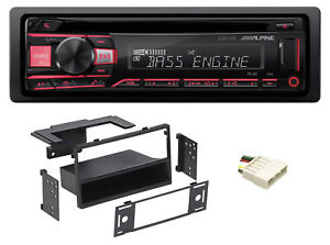 ALPINE CD Receiver Stereo Android/MP3/WMA/USB/AUX For 1997-1999 Acura CL