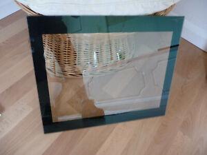 Genuine Whirlpool Ignis Ikea Bauknecht Oven Door Inner Glass Panel 495 x 405 mm