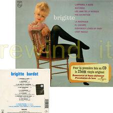 BRIGITTE BARDOT RARE CD DIGIPACK 2002 - NEW SEALED