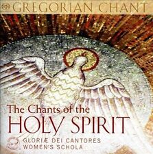 Chants of The Holy Spirit, Gloriae Dei Cantores Women's Sch Hybrid SACD - DSD