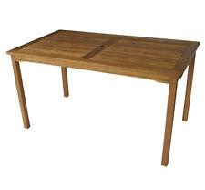 Gartentisch Holztisch Gartenmöbel Tisch Holz ST. VINCENT 80x140cm, Akazie FSC