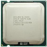 Intel Core 2 Quad Q9650  (12M Cache, 3.00 GHz, 1333 FSB) Socket 775