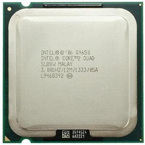 ESP Intel Core 2 Quad Q9650 (12M Cache, 3.00 GHz, 1333 FSB) Socket 775