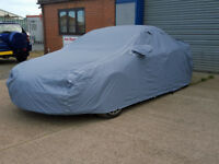 AUDI TT up to 2006 with boot spoiler WinterPRO Car Cover