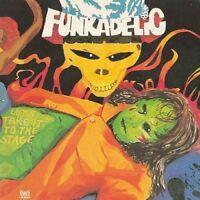 FUNKADELIC - LET'S TAKE IT TO THE STAGE  VINYL LP NEW!