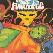 FUNKADELIC - LET'S TAKE IT TO THE STAGE  VINYL LP NEUF