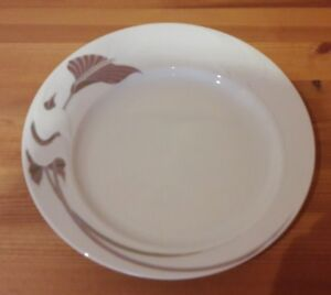 Rosenthal Asimmetria Goldblume Teller Frühstücksteller