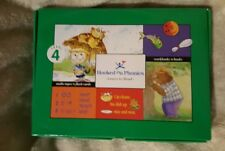 Hooked on Phonics Learn to Read Level 4 and 5 Homeschooling Audio Cassettes