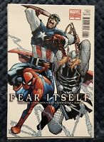 Fear Itself #6 - Marvel Comics - Humberto Ramos Incentive Variant!