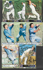 FUTERA 1996 WORLD CUP CRICKET NSW BLUES CRICKETERS Set of 8 CARDS